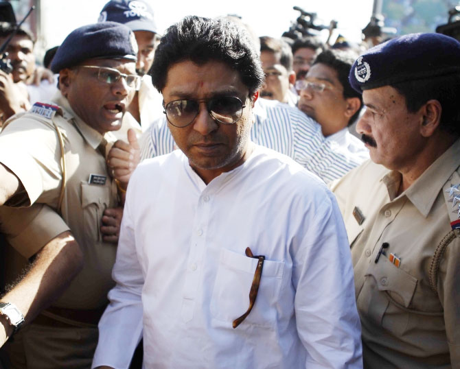 Raj Thackeray latest