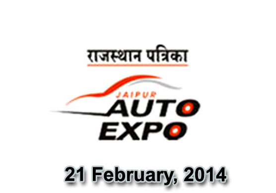 auto expo 2014 in Jaipur