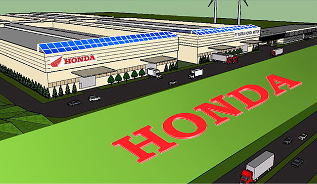 new plant of honda in gujarat