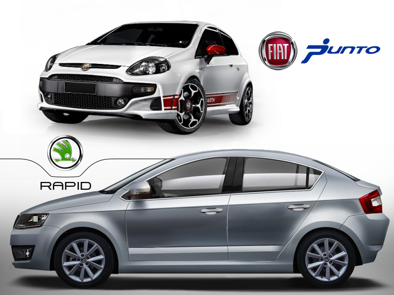 fiat and skoda