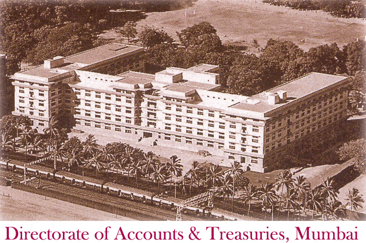 Directorate of Accounts  & Treasuries mumbai