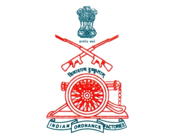 Ordnance Equipment Factory logo