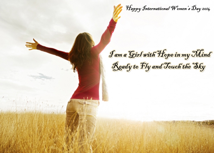 happy women's day 2014