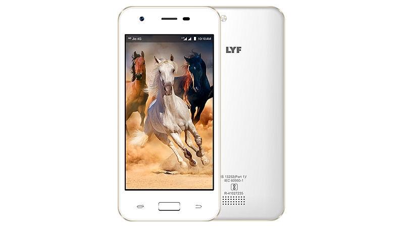 Lyf C451 White