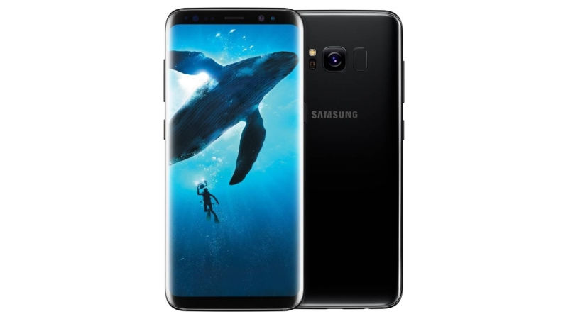 Samsung Galaxy S8 mobile