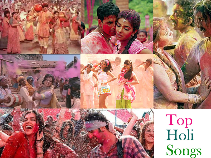 Top Holi Songs 2014