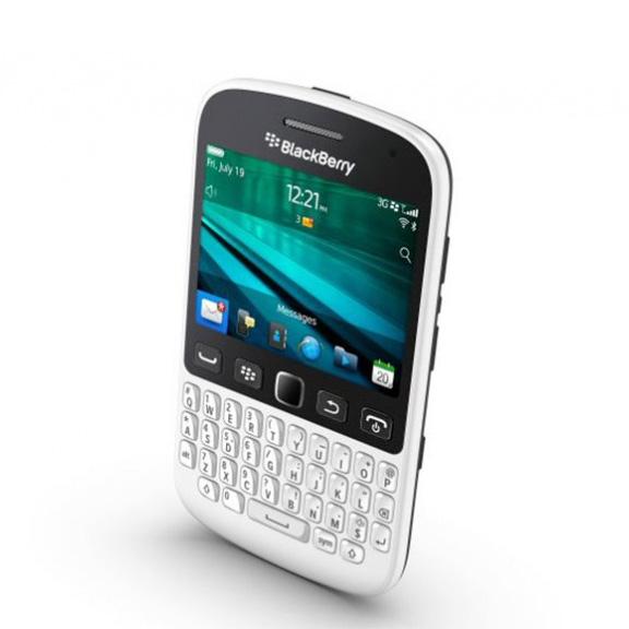 BlackBerry 9720 white