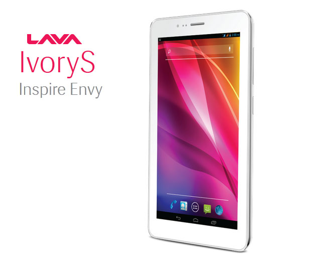 Lava IvoryS Tablet