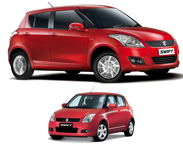 Maruti Suzuki Swift Dark Red