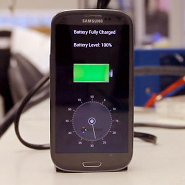 Nanodots charger