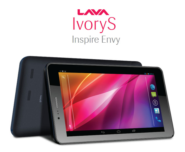 Tablet Lava IvoryS