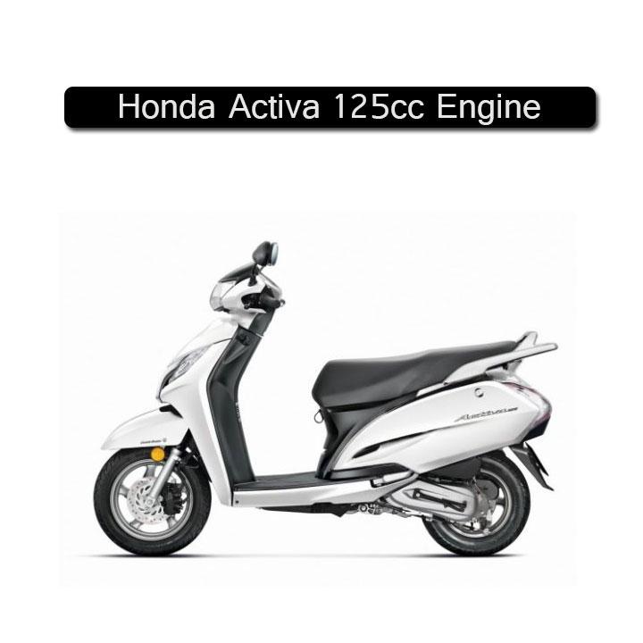 honda activa 125cc engine