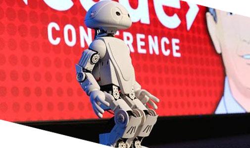 3D Printed Robots Intel