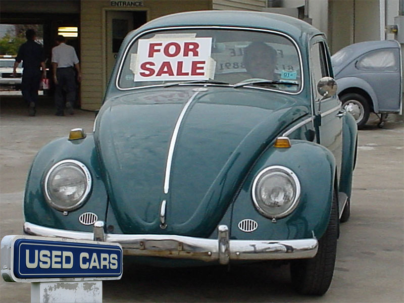 Second Hand Cars