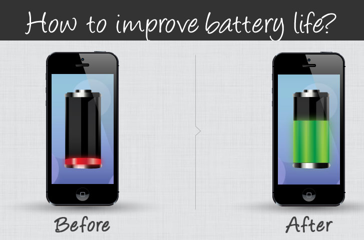 improve battery life fast