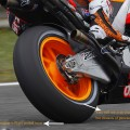 Bridgestone Rear Tire