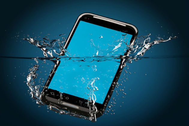 Bring Life to Wet Smart-phone