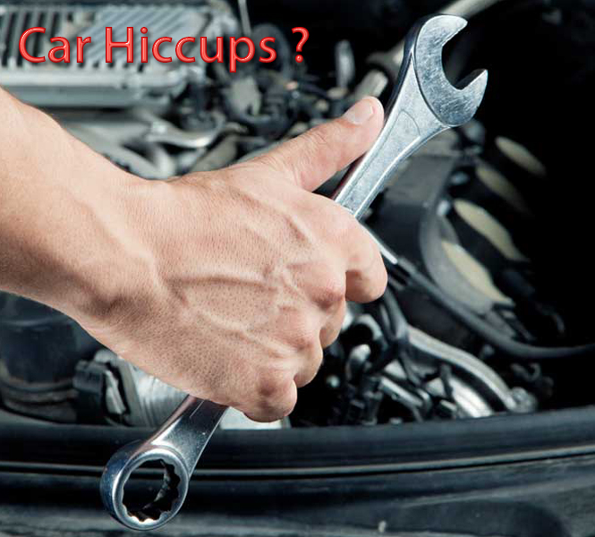 Car-hiccups