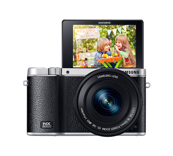 Samsung NX 3000 Smart Camera