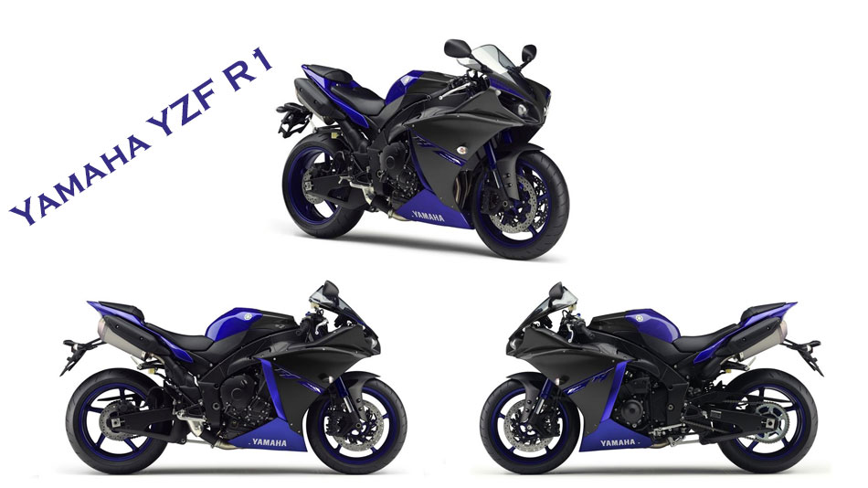 Yamaha YZF R1 Sports Bike