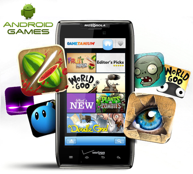 Android Games 2014