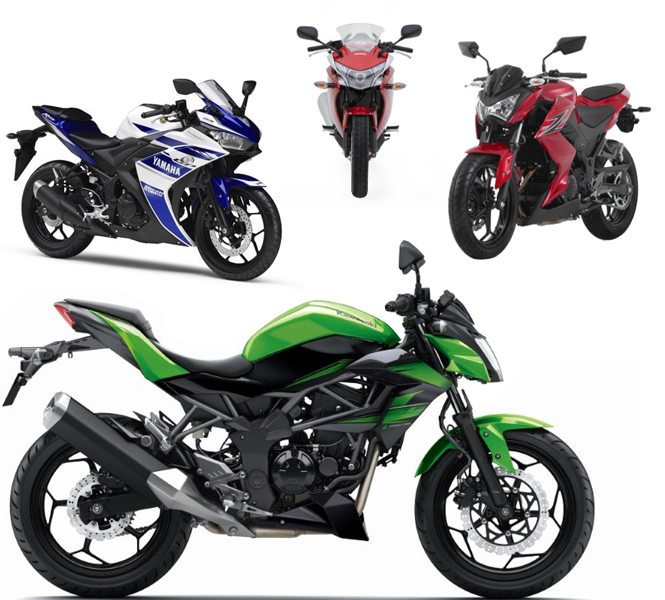 bikes comparison