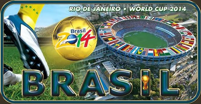 FiFA Football World Cup 2014 Brazil
