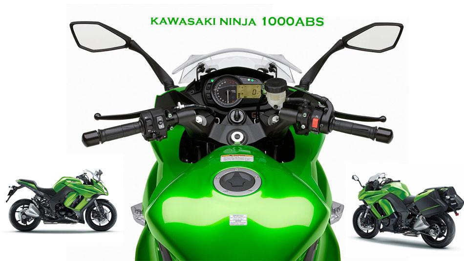 kawasaki Ninja 1000ABS