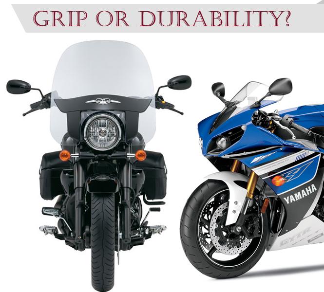 Grip or Durability?