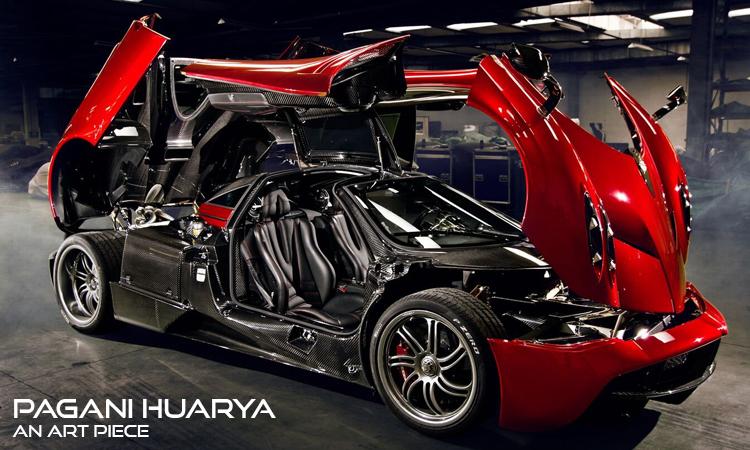 Top Super Cars Engineered by Men | SAGMart