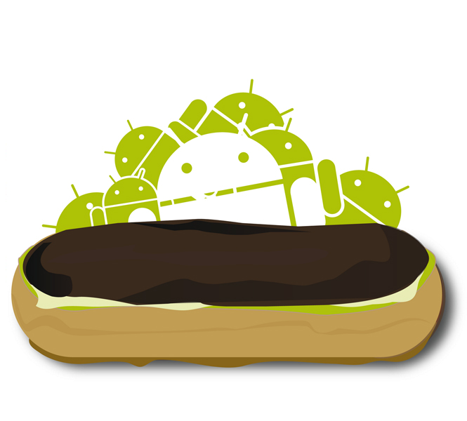 Android 2.0 2.1 Eclair OS