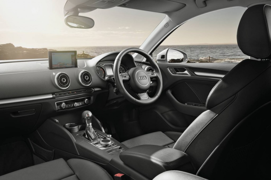 Audi A3 Sedan Interiors