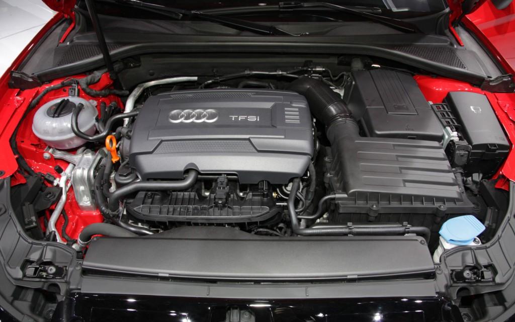 Audi A3 Sedan Engine