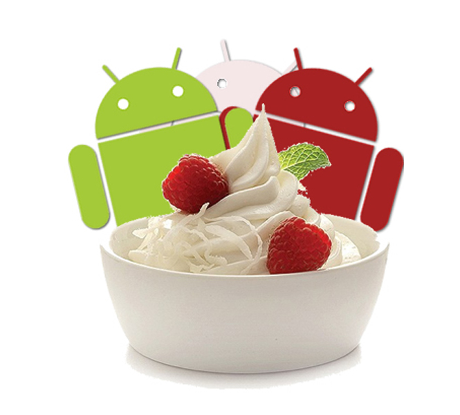 Android 2.2 Froyo OS