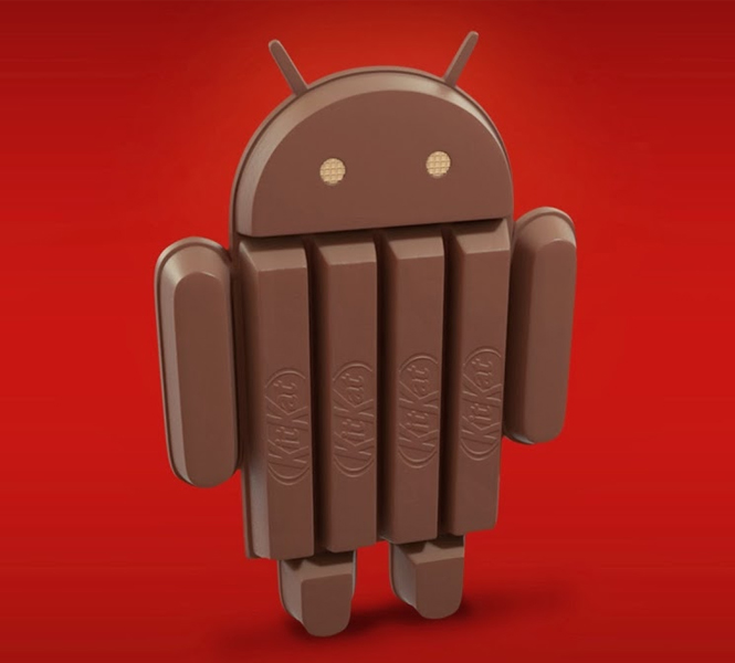 Android KitKat OS
