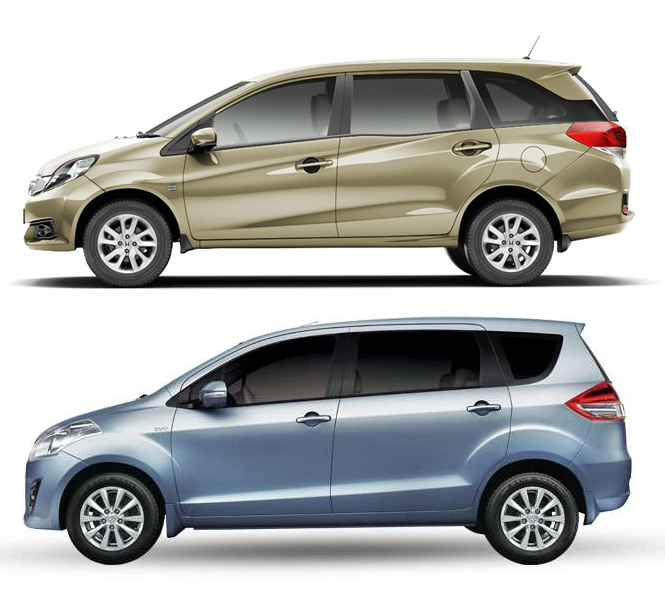 Honda City Vs Suzuki Ertiga