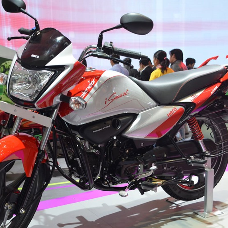 Hero Motocorp's i3S in Hero Splendor iSmart