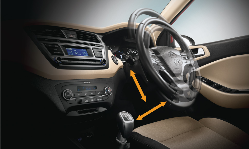 Hyundai Elite i20 Interiors