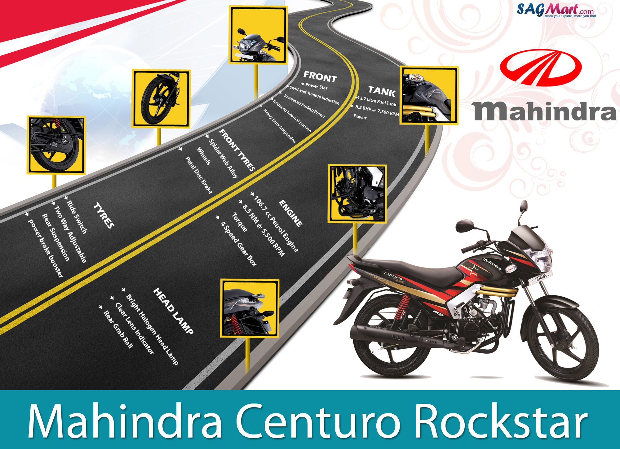 mahindra centuro rockstar