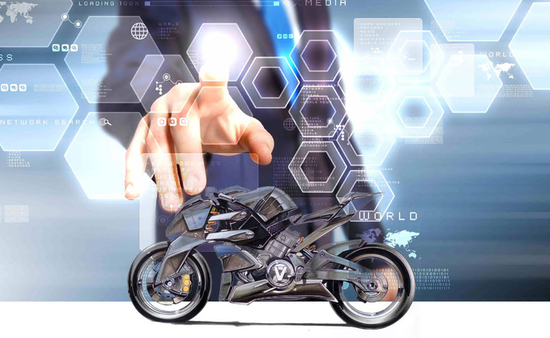 Motorcycle Technologies to Deal with Future