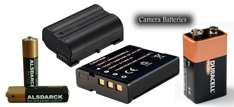 Top-10-Camera-Accessories-to-Relish-this-Diwali-Vacations-batteries