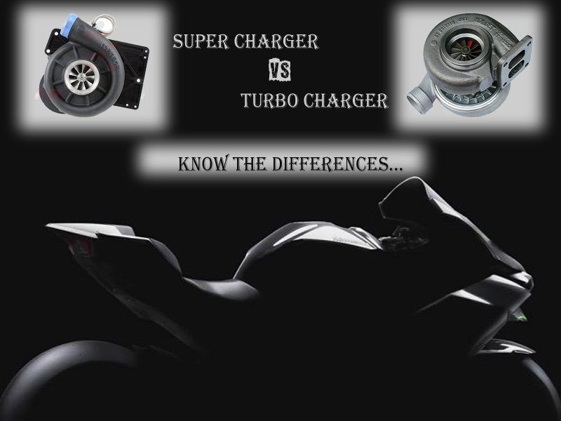 Shower the Horse Power, SuperCharger VS TurboCharger