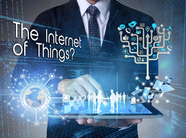 What you understand from Internet of Things