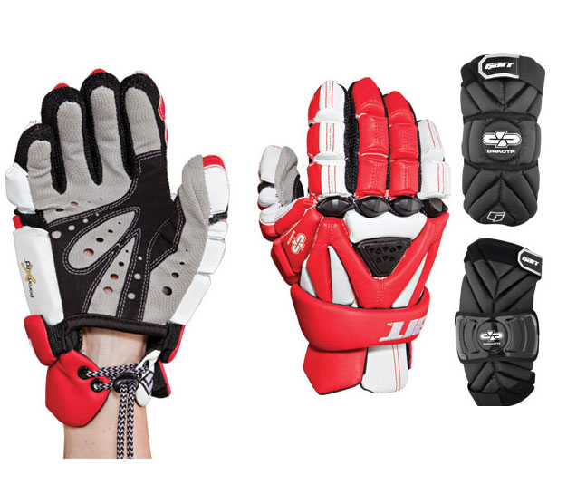 Gloves and  Elbow Cap for Motorcycle