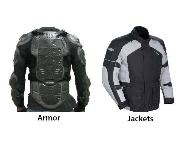 Jackets and Armor