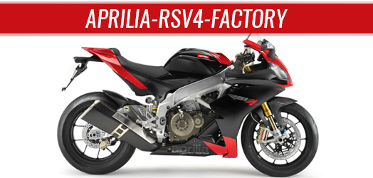 Aprilia RSV4 Factory