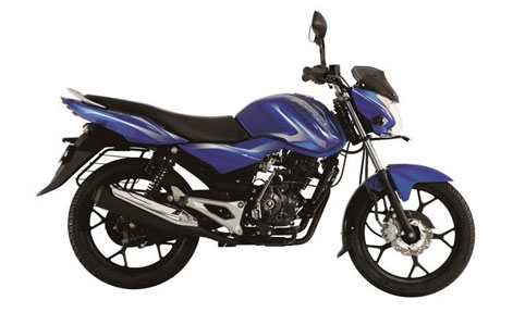 The Series of Bajaj Bikes According to The Unit Range in India