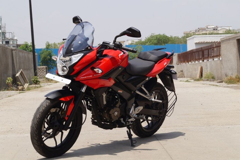 pulsar red as200