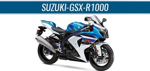 Suzuki GSX R1000 Superbike