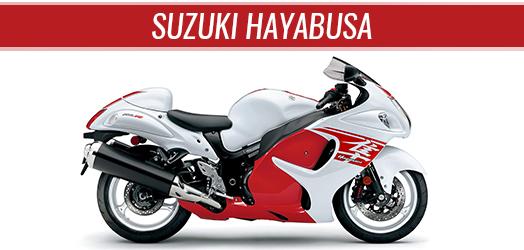 Suzuki Hayabusa 1300R